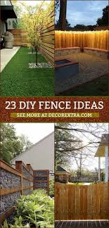 23 Creative Diy Privacy Fence Design Ideas For 2020 Diy Backyard Fence Backyard Fences Fence Design