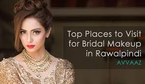 bridal makeup in rawalpindi