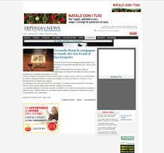 GERUNDIO - Gerundio su Irpinia News