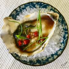 Asian Dressed Oysters - Peter's Food ...