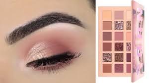 huda beauty new eyeshadow palette