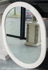 mirror and pilgrim coal grate ivory