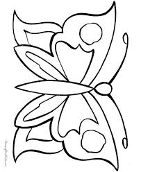 platter easy to print coloring pages
