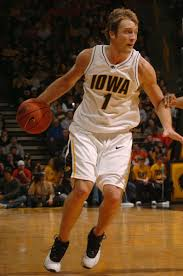 """Iowa Basketball on Twitter: """"#TBT Adam Haluska was the 2007 Academic  All-American of the Year and earned honorable mention All-America honors.… """""""