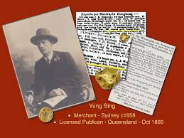 Yung Sing known as William Young Sing [c.1827-1886] | Conquest ...