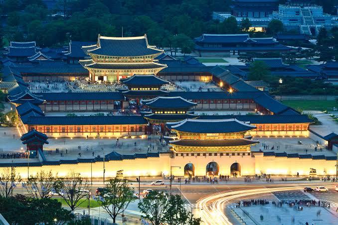 """Hasil gambar untuk Gyeongbok Palace"""""""