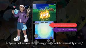Pokemon Sun And Moon 3ds Download For Android - usclever