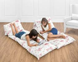 Riley S Roses Collection Kids Teen Floor Pillow Case Lounger Cushion Cover By Sweet Jojo Designs Only 36 99