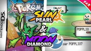 Pokemon Sun & Moon For Nintendo DS | Best Pokemon NDS Rom Hack ...