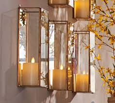 meredith mirrored wall mount pillar