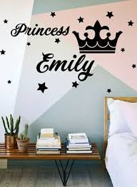 Personalized Name Vinyl Decal Sticker Game Room Kids Room Wall Art Nursery Ga399 Ebay