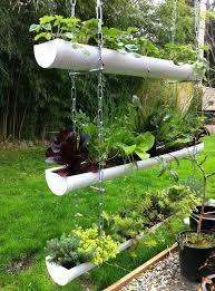 16 hanging vegetable garden ideas