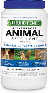 Amazon Com Liquid Fence All Purpose Animal Repellent Granular 2 Pound Garden Outdoor