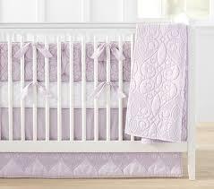 washed cotton crib bedding sets
