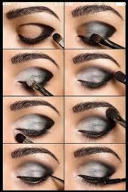 cute makeup tutorial for an evening out