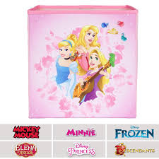 Disney Forever Princess Collapsible Storage Bin By Disney Cube Organiser For Closet Kids Bedroom Box Nursery Chest Foldable Home Decor Basket Container With Strong Handles And Design By Everything Mary