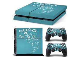 Buy Cover Skin Stickers Decal Decor For Playstation 4 Ps4 Console 2 Controllers Fat Llama