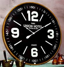 antique de paris wall clock 100cm