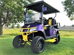 2010 E Z Go Rxv Golf Carts Rogers Minnesota 5125221