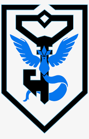 A Little Crossover Mystic Resistance Pokemon Go Team Mystic Mobile Phone Vinyl Sticker Png Image Transparent Png Free Download On Seekpng