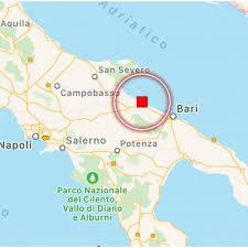 Terremoto in Puglia, l'esperto dell'Ingv: Scossa di 3.9 profonda ...