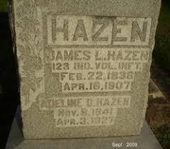 Adeline Davis Hazen (1841-1927) - Find A Grave Memorial