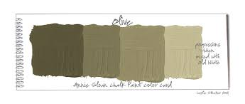 colors do you mix to make olive green