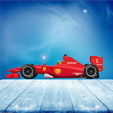 Formula 1 Wall Stickers Products For Sale Ebay
