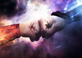 thor and capn marvel wallpapers