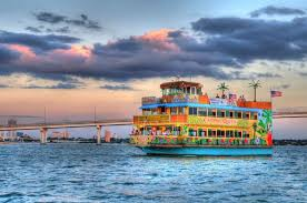best dinner cruises in clearwater ta