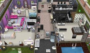 sims freeplay house designs home