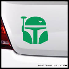 Collectibles Transportation Collectibles Decals Stickers R2d2 Star Wars Sticker Laptop Car Boba Fett Nerd Decal 4 X 4 Zsco Iq