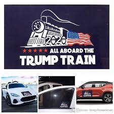 2020 Trump Car Sticker Donald Trump Train Window Decor Car Bumper Sticker 2020 Trump Election Locomotive Stickers Wall Stickers Bh2257 Tqq Wall Decals Murals Wall Decals Nursery From Besgohomedecor 0 11 Dhgate Com