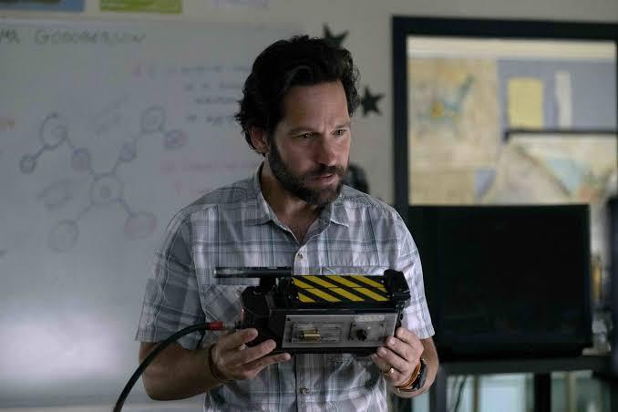 Ghostbusters Mais Além ator de stranger things