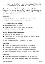 romeo and juliet essay examples essays quotes argumentative