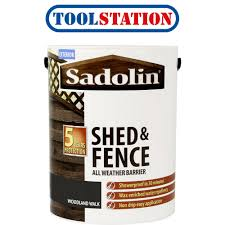 Sadolin Shed Fence Treatment 5l Woodland Walk 5010131573842 Ebay