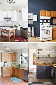upgrade for builder grade cabinets 13