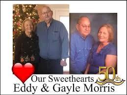 Sweethearts Eddy & Gayle Morris - YouTube