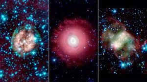 Resultado de imagen de Implosión de estrella masiva