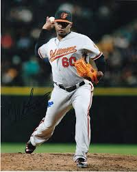 Mychal Givens Signed Photograph - 8x10 - Autographed MLB Photos at ...