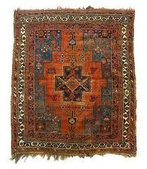 antique rug oriental tribal carpet