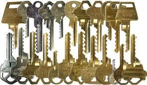 p key to open any door