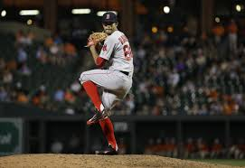 Noe Ramirez recalled by Boston Red Sox with Matt Barnes placed on ...