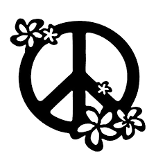 Compare Prices On Flower Car Sticker Online Shopping Buy Low Peace Sign Tattoos Hippie Sticker Peace Tattoos