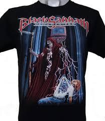 black sabbath t shirt dehumanizer size