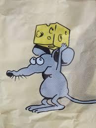 صور لـ رسوم متحركة جبنه مضحك الفأر مسروق