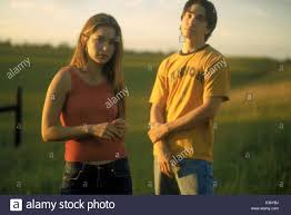 JEEPERS CREEPERS GINA PHILIPS, JUSTIN LONG Date: 2001 Stock Photo ...