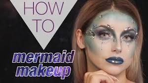 mermaid makeup for halloween super