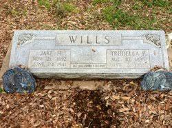 Trudella Priscilla Jordan Wills (1885-1969) - Find A Grave Memorial