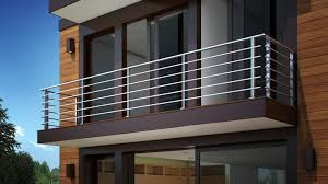 Handrail Design For Balcony Ideas Modern Railing Modernhandrail Home Elements And Style Simple Designs Houses Appatment Idea Crismatec Com